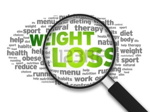 14955688-magnified-illustration-with-the-word-weight-loss-on-white-background