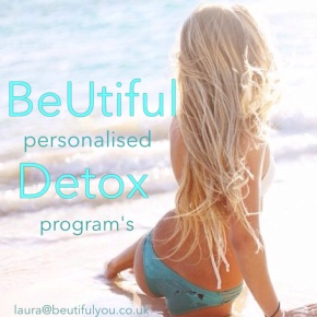 Your BeUtiful Personalised Detox Program